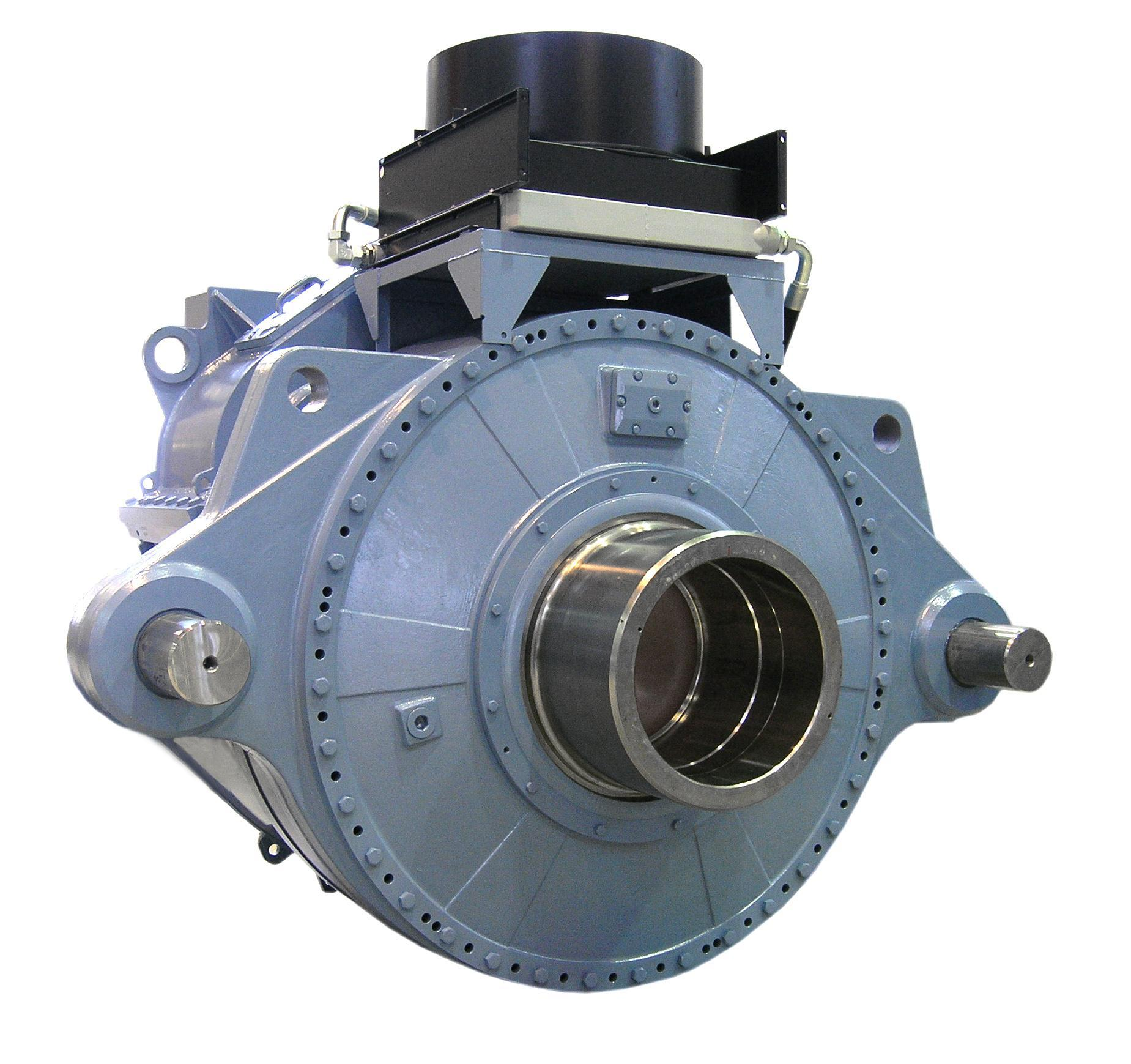 Gearbox for RePower turbine