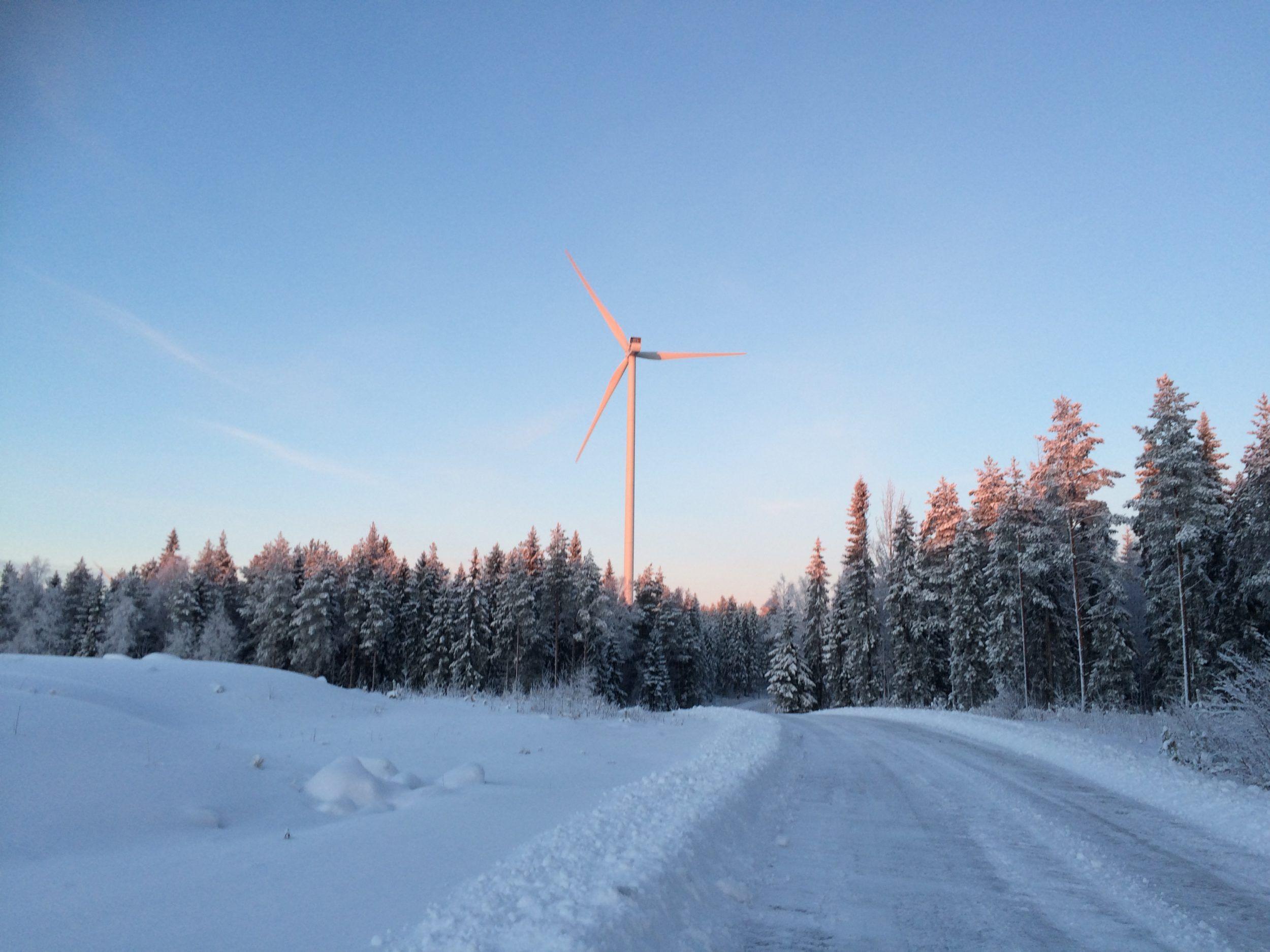 Wind farm - Nordex Group (nordex-acciona)