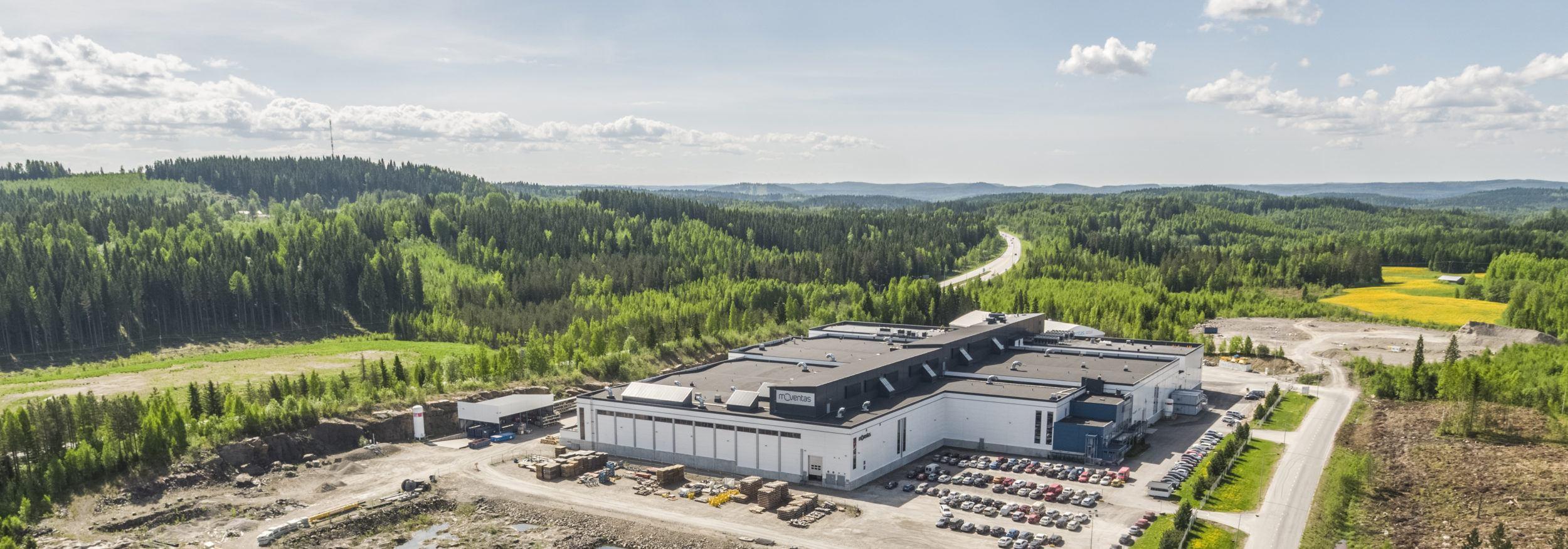 Jyväskylä_Finland_gearbox_factory